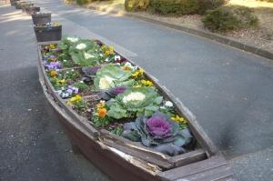 水元公園の花船